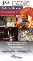 Roy Williams Signed North Carolina Tar Heels Dry Erase Basketball Clipboard (JSA COA) at PristineAuction.com