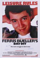 "Matthew Broderick, Mia Sara & Alan Ruck Cast-Signed ""Ferris Bueller's Day Off"" 27x40 Poster (Schwartz Hologram) at PristineAuction.com"