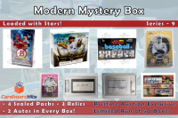Cardboard Hits Modern Series 9 Mystery Box - Baseball Edition at PristineAuction.com