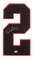 Duncan Keith Signed #2 Jersey Number (SideLine Hologram) at PristineAuction.com
