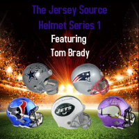 The Jersey Source Mystery Box - Autographed Full-Size Helmet Series -1 at PristineAuction.com