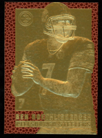 Ben Roethlisberger Merrick Mint 23KT Gold Card at PristineAuction.com