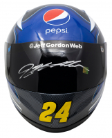 Jeff Gordon Signed Full-Size Racing Helmet (Sports Integrity COA & Gordon Hologram) at PristineAuction.com