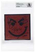 "Bon Jovi ""Have a Nice Day"" CD Album Cover Booklet Signed by (4) with Jon Bon Jovi, David Bryan, Tico Torres & Richie Sambora (BAS Encapsulated) at PristineAuction.com"
