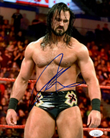 Drew McIntyre Signed WWE 8x10 Photo (JSA COA) at PristineAuction.com