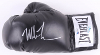 Mike Tyson Signed Everlast Boxing Glove (Fiterman Sports Hologram & Beckett COA) at PristineAuction.com