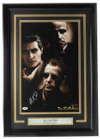 "Al Pacino Signed ""The Godfather"" 16x20 Custom Framed Photo Display (PSA Hologram) at PristineAuction.com"