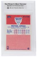 Michael Jordan 1986-87 Fleer #57 RC (BGS 8) at PristineAuction.com