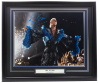 Ric Flair Signed WWE 22x26 Custom Framed Photo Display (JSA COA) at PristineAuction.com