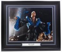 Ric Flair Signed WWE 22x26 Custom Framed Photo Display (JSA COA) at PristineAuction.com