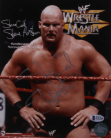 """Stone Cold"" Steve Austin Signed WWE 8x10 Photo (Beckett COA) at PristineAuction.com"