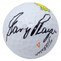 Gary Player Signed Masters Logo Golf Ball (Beckett COA) at PristineAuction.com