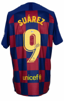 Luis Suarez Signed FC Barcelona Nike Jersey (Beckett COA) at PristineAuction.com