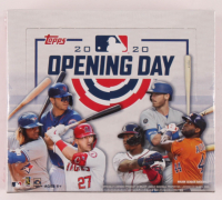 2020 Topps Opening Day Baseball Card Box with (36) Packs at PristineAuction.com