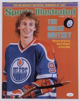 Wayne Gretzky Signed Oilers 11x14 Photo (JSA Hologram) at PristineAuction.com