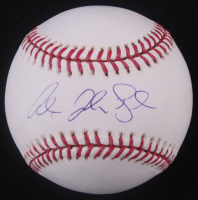 Alex Gordon Signed OML Baseball (Hollywood Collectibles Hologram) at PristineAuction.com