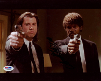 """Samuel L. Jackson Signed """"Pulp Fiction"""" 8x10 Photo (PSA COA) at PristineAuction.com"""