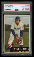 Willie Mays 1953 Topps #244 (PSA Authentic) (Altered) at PristineAuction.com