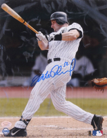 Mike Redmond Signed Marlins 8x10 Photo (Hollywood Collectibles Hologram) at PristineAuction.com