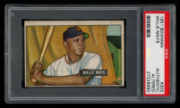 Willie Mays 1951 Bowman #305 RC (PSA Authentic) at PristineAuction.com