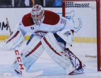 Carey Price Signed Canadiens 11x14 Photo (JSA COA) at PristineAuction.com