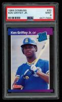 Ken Griffey Jr. 1989 Donruss #33 RR RC (PSA 9) at PristineAuction.com