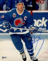 Joe Sakic Signed Nordiques 8x10 Photo (Beckett COA) at PristineAuction.com