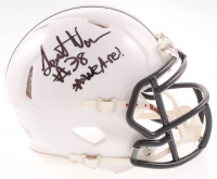 """Lamont Wade Signed Penn State Nittany Lions Speed Mini-Helmet Inscribed """"#WeAre!"""" (JSA COA) at PristineAuction.com"""