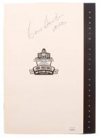 """Ken Houston Signed 1998 Pro Football Hall of Fame Program Inscribed """"HOF 86"""" (JSA COA) at PristineAuction.com"""