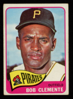 Roberto Clemente 1965 Topps #160 (Altered) at PristineAuction.com
