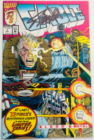 "Stan Lee Signed 1992 ""Cable: Blood and Metal"" Issue #1 Marvel Comic Book (Lee COA) at PristineAuction.com"