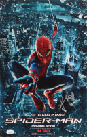 """Jamie Foxx Signed """"The Amazing Spider-Man 2"""" 11x17 Poster (JSA COA) at PristineAuction.com"""
