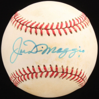 Joe DiMaggio Signed OAL Baseball (JSA LOA) at PristineAuction.com