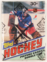 1981/82 Topps Hockey Wax Box with (36) Packs (BCCE Ceritifed) at PristineAuction.com
