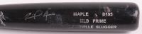 Miguel Amaya Signed Game-Used Louisville Slugger Baseball Bat (JSA COA) at PristineAuction.com