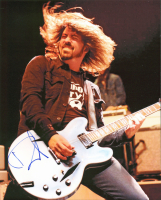 Dave Grohl Signed 8x10 Photo (Beckett COA) at PristineAuction.com