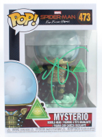 "Jake Gyllenhaal Signed ""Spider-Man: Far From Home"" Mysterio #473 Funko Pop! Vinyl Figure (PSA Hologram) at PristineAuction.com"