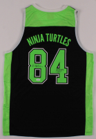"Kevin Eastman Signed ""Teenage Mutant Ninja Turtles"" Jersey with Hand-Drawn Sketch (JSA COA) at PristineAuction.com"