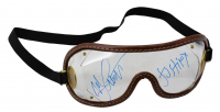 "Mike Smith Signed Jockey Goggles Inscribed ""Justify"" (JSA COA) at PristineAuction.com"