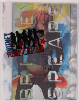 "Britney Spears Signed 2001 ""The Britney Tour"" Official Tour Book (JSA COA) at PristineAuction.com"