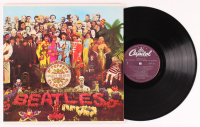 """The Beatles """"Sgt. Pepper's Lonely Hearts Club Band"""" Vinyl Record Album at PristineAuction.com"""