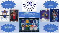 Basketball Only Relic and Signatures Hot Packs Mystery Box! 15 hits per pack! 15 or more Relic or Autographed Cards per pack (Series 3) at PristineAuction.com