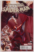 "Tom Holland Signed 2015 ""The Amazing Spider-Man"" Issue #4 Digital Edition Marvel Comic Book (JSA COA) at PristineAuction.com"