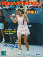 Tracy Austin Signed 1979 Sports Illustrated Magazine (Beckett COA) at PristineAuction.com