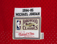 Michael Jordan Signed Bulls Majestic Jersey (UDA COA) at PristineAuction.com