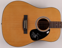 "Billie Joe Armstrong Signed 38"" Acoustic Guitar (JSA COA) at PristineAuction.com"