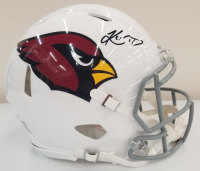Kyler Murray Signed Cardinals Full-Size Authentic On-Field Speed Helmet (Radtke COA) at PristineAuction.com