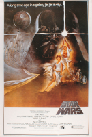 """Lot of (3) """"Star Wars"""" 26x40 Movie Posters at PristineAuction.com"""