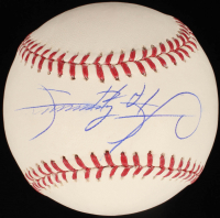 Sammy Sosa Signed OML Baseball (Beckett COA) at PristineAuction.com