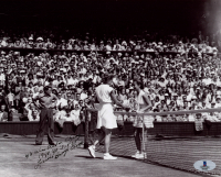 "Louise Brough Clapp Signed 8x10 Photo Inscribed ""4x Wimbledon Champ 1948, '49, '50 + 55"" (Beckett COA) at PristineAuction.com"